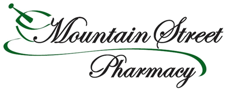 Mountain Street Pharmacy Logo